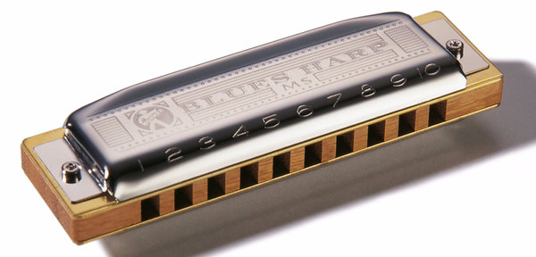 HOHNER Blues Harp C-Dur